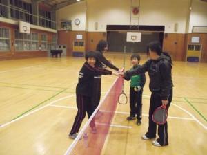 ラララ♪ ラケットテニス