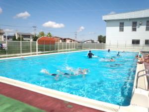 小学校水泳
