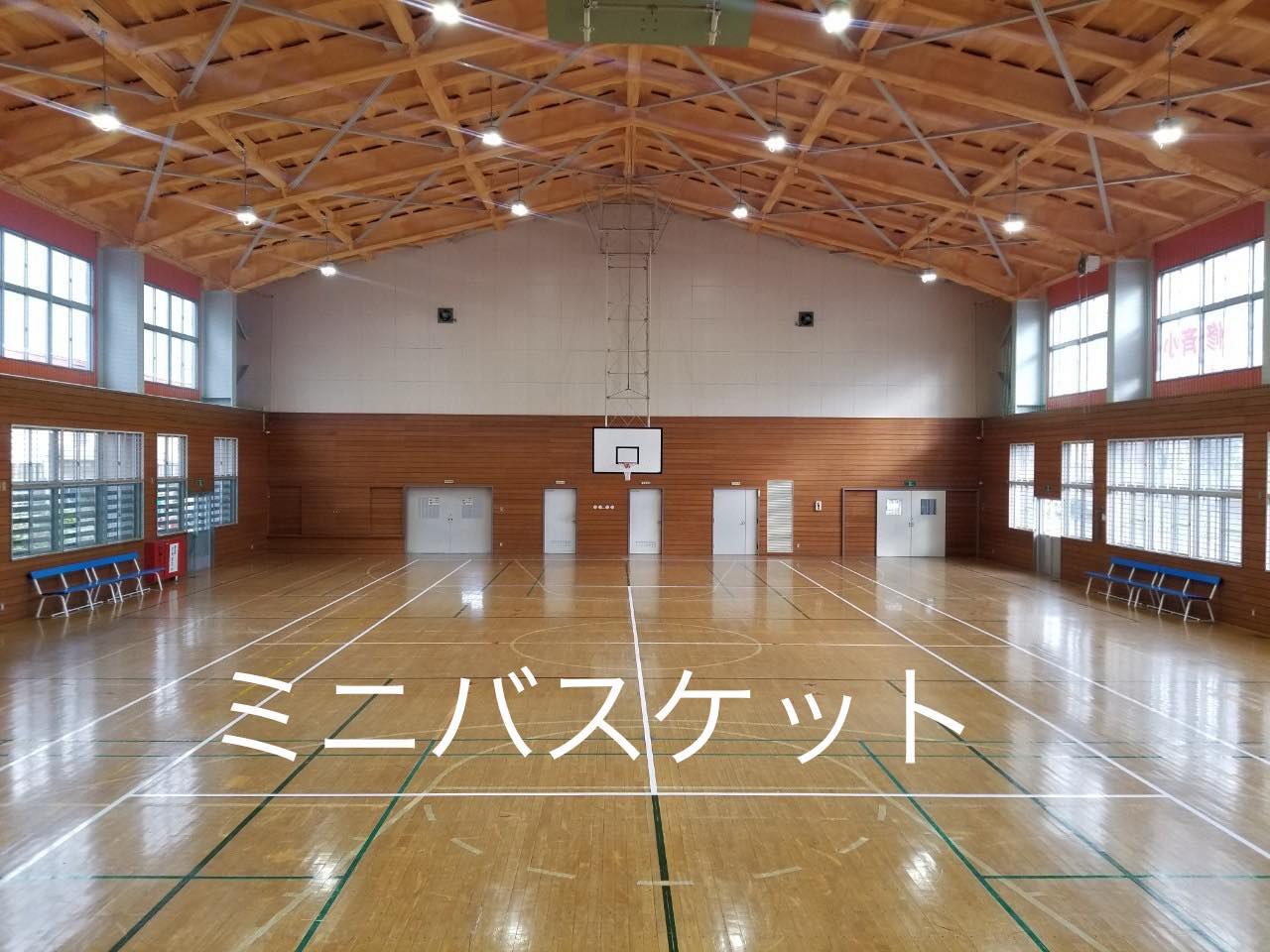 ミニバスケット