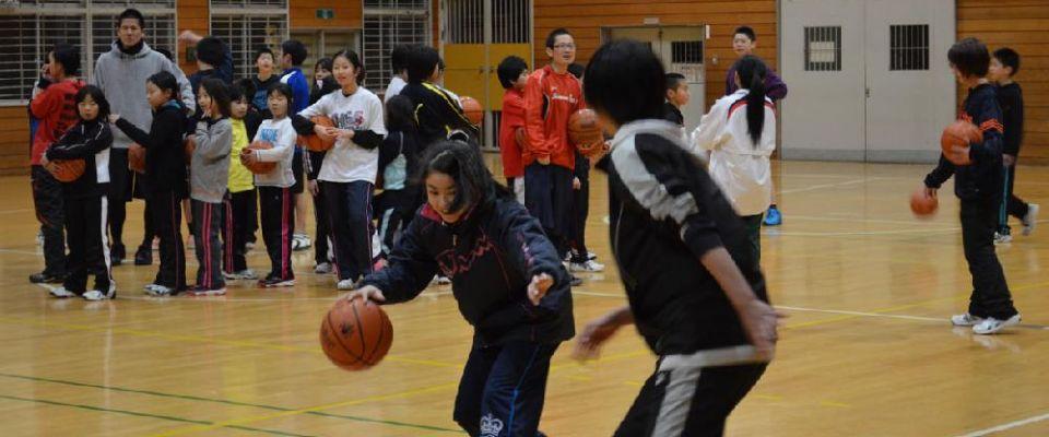 ちびっこバスケットボール教室 《教室》