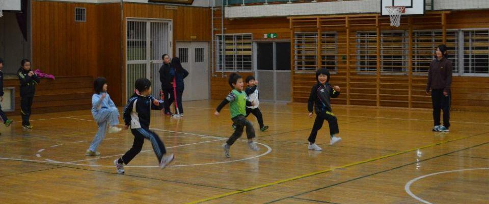 走り方教室 《教室》