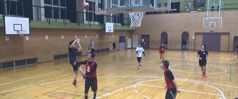 ダムダムバスケットボール《サークル》