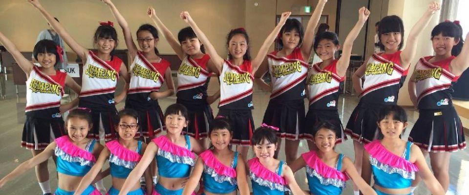 キッズチアダンス教室《教室》