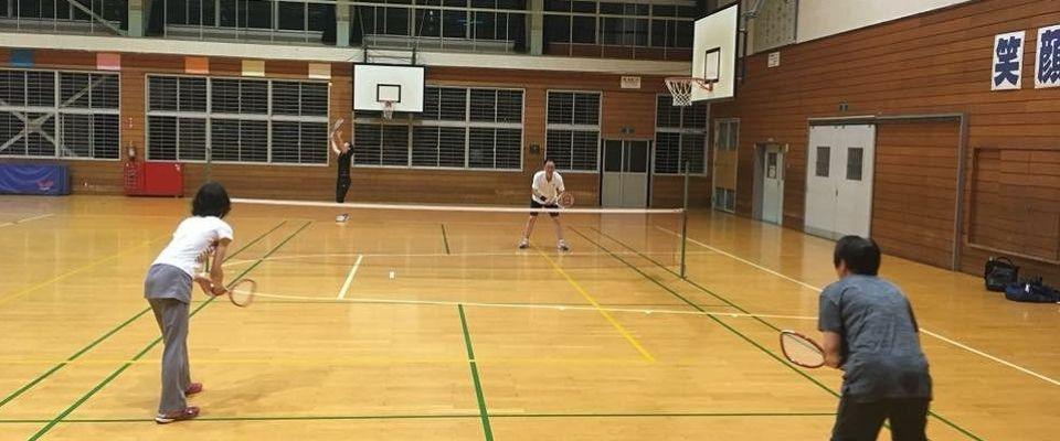 ラララ♪ラケットテニス(サークル)
